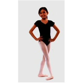 CHILD AND ADULT SHORT SLEEVE LEOTARD