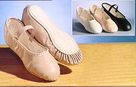 CHILD BALLET SLIPPER