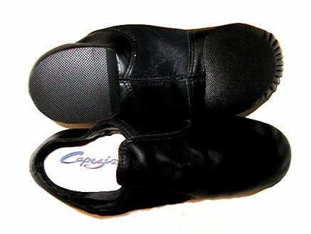 ADULT CAPEZIO SLIP-ON JAZZ SHOE