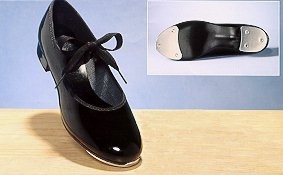 CHILD STUDENT TIE TAP SHOE