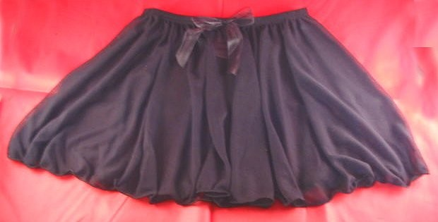 CHILD CIRCLE PULL ON SKIRT
