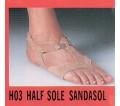 HALF SOLE
